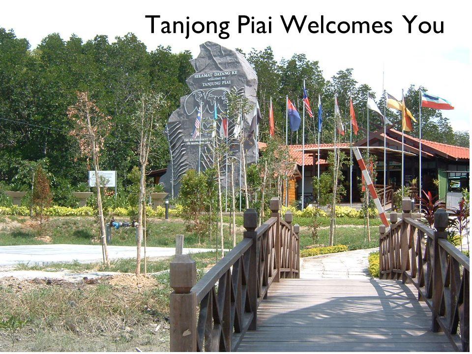 Tanjong Piai Welcomes You