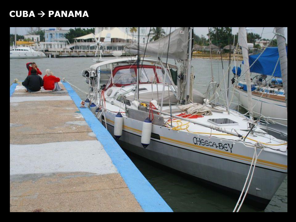 CUBA PANAMA