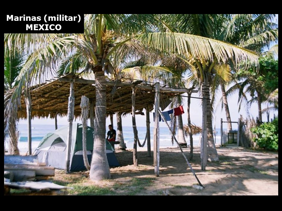 Marinas (militar) MEXICO