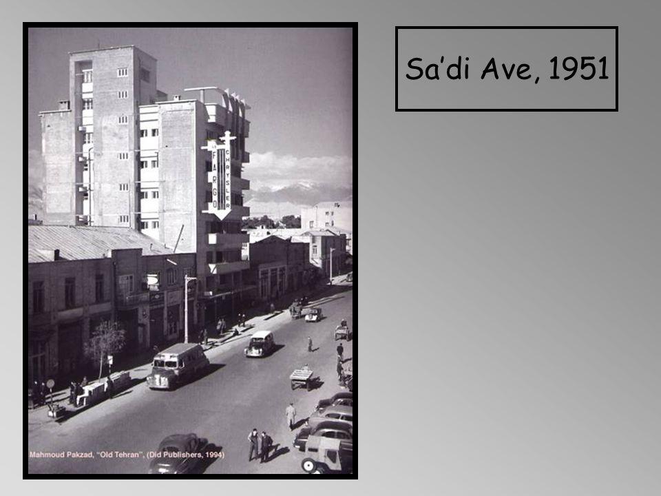 Sadi Ave, 1951