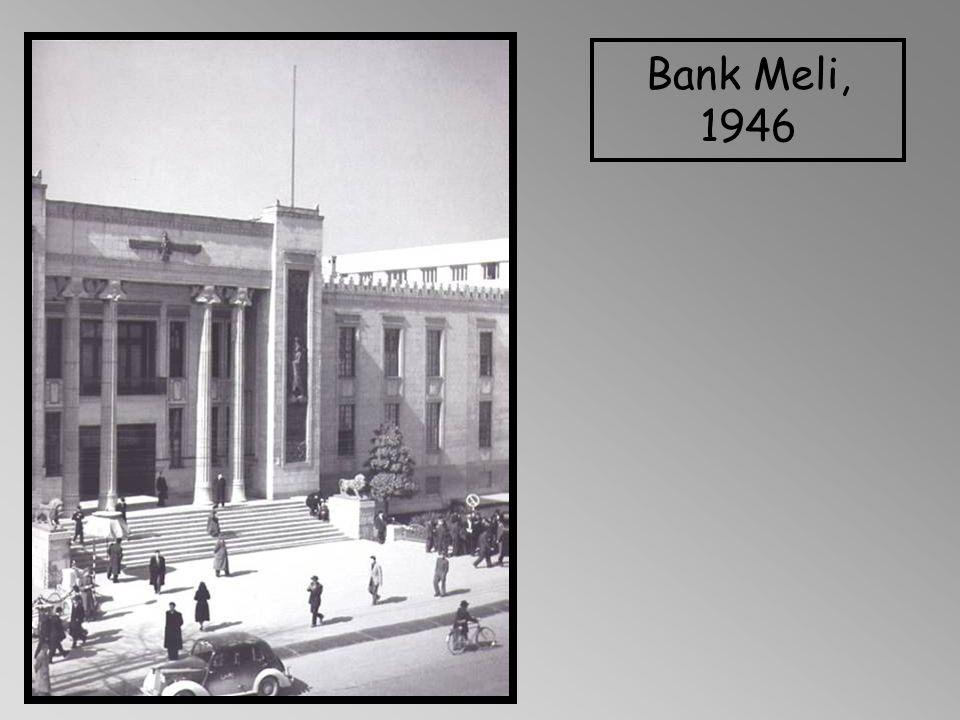 Bank Meli, 1946