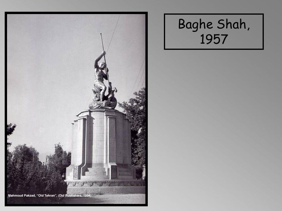 Baghe Shah, 1957