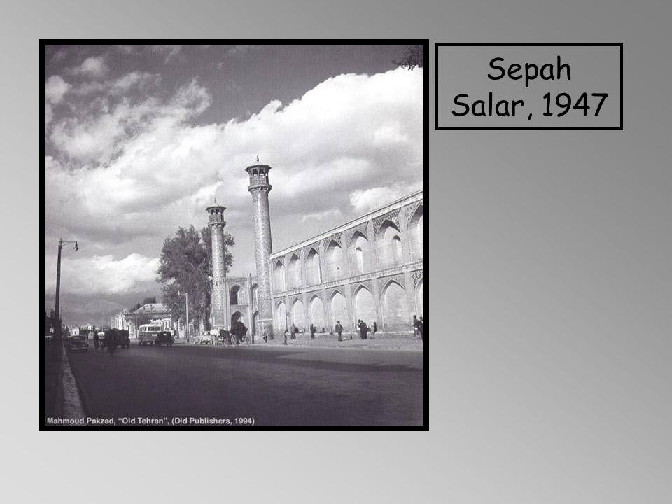 Sepah Salar, 1947