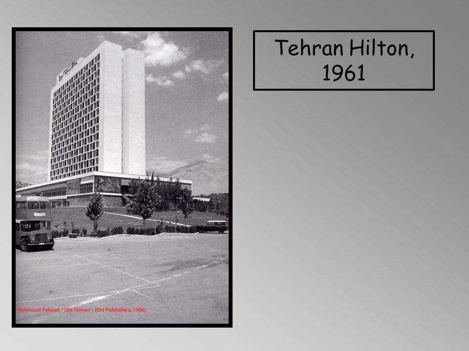 Tehran Hilton, 1961