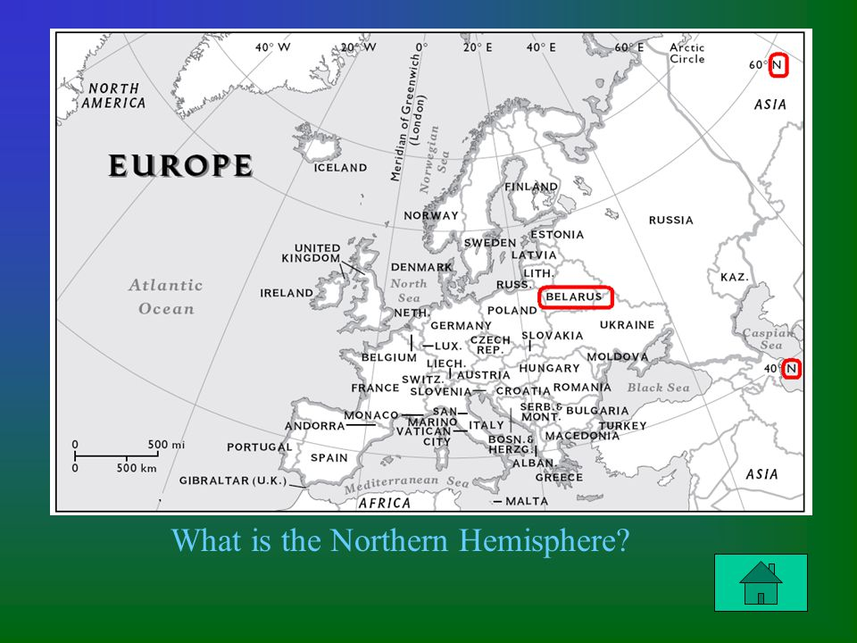Answer to Column 1 $200 These are three European countries located entirely in the Western Hemisphere.