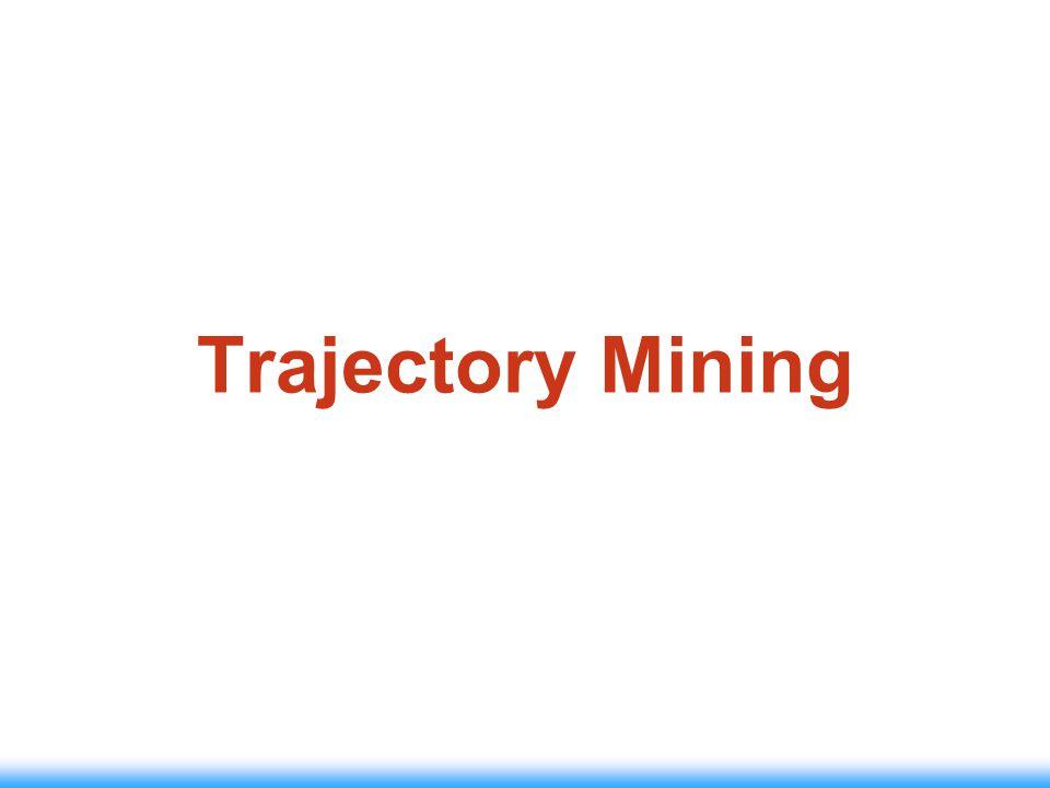 Trajectory Mining