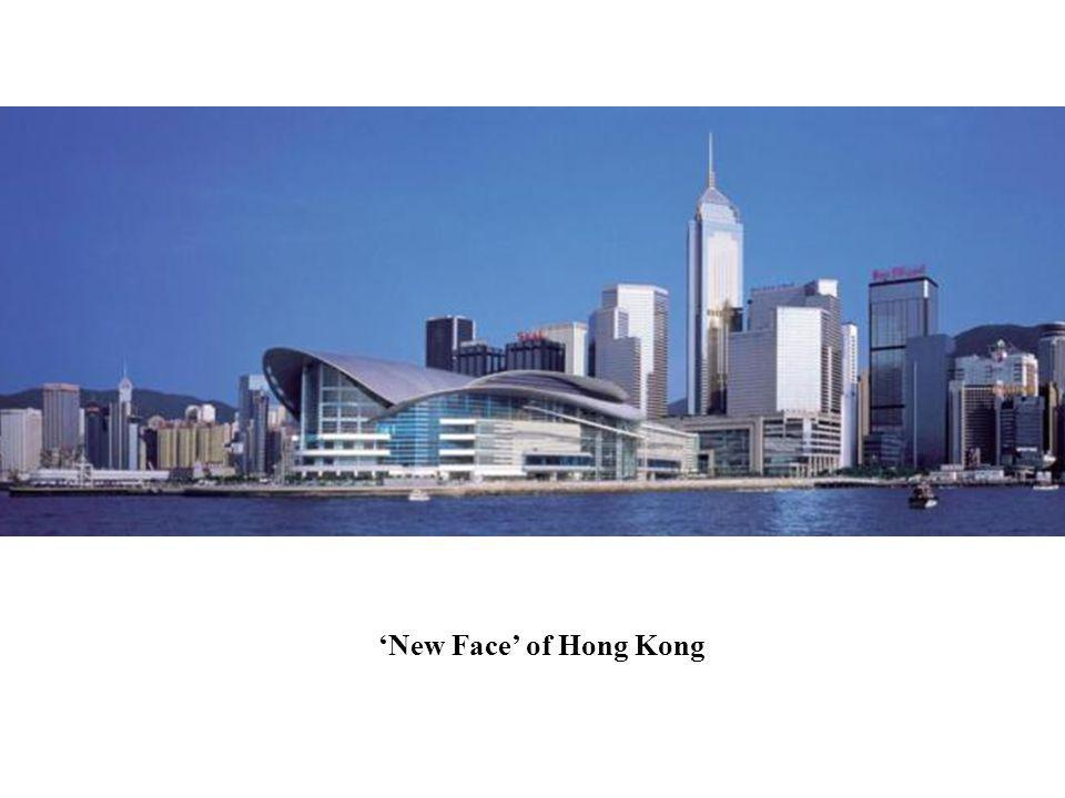 New Face of Hong Kong