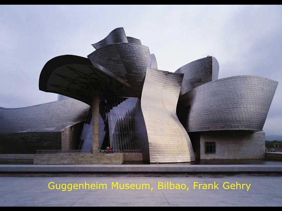 Guggenheim Museum, Bilbao, Frank Gehry
