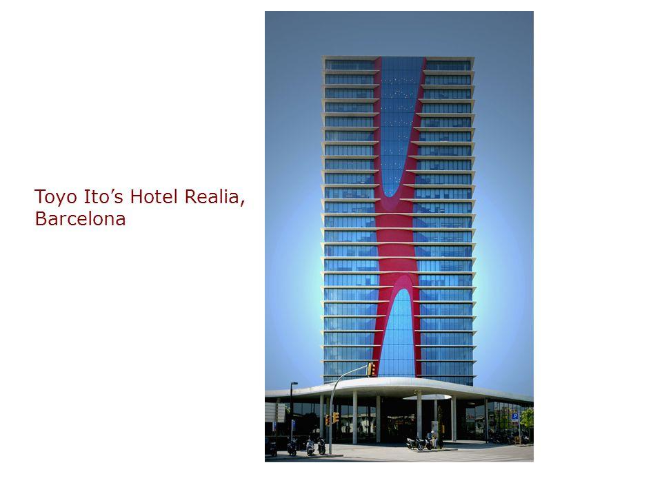 Toyo Itos Hotel Realia, Barcelona