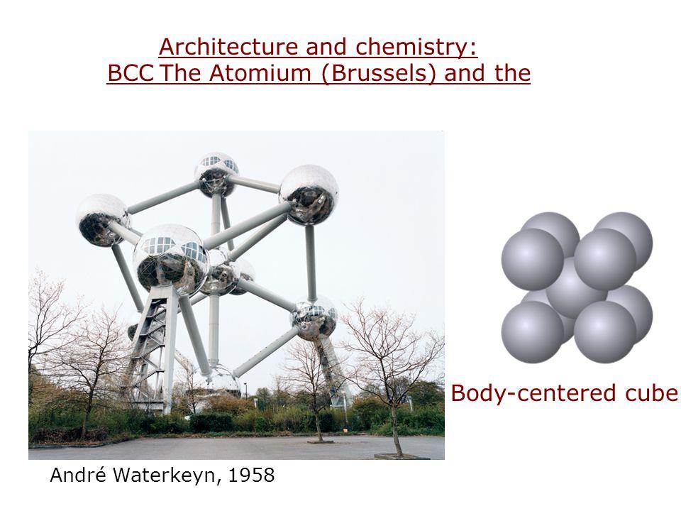 Geodesic dome by R. Buckminster Fuller, Washington University, St. Louis, 1954.