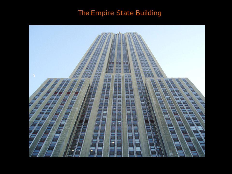 The E mpire State Building