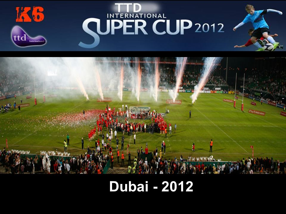 The Dubai Super Cup is only open to a select number of teams.