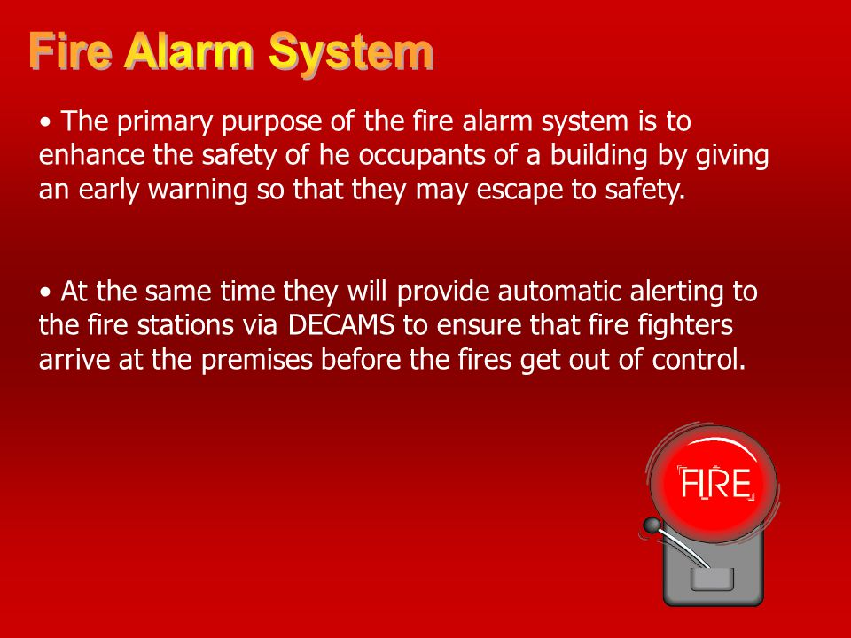 Fire breakouts in unprotected areas can result in very severe fires. That is why Fire Alarm Systems are installed to prevent fire breakouts from eleva