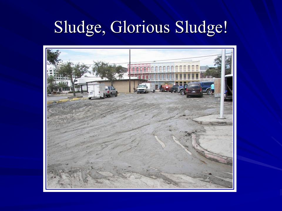 Sludge, Glorious Sludge!