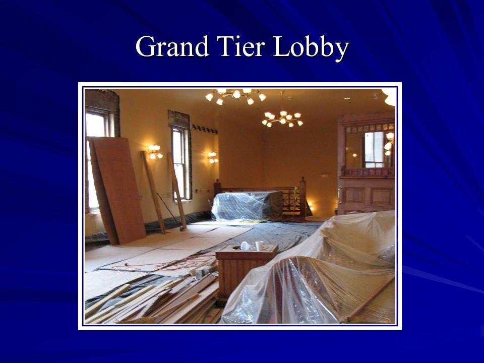 Grand Tier Lobby