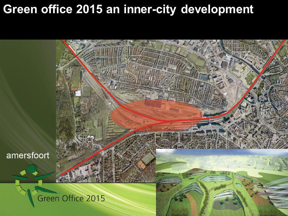 Green office 2015 an inner-city development