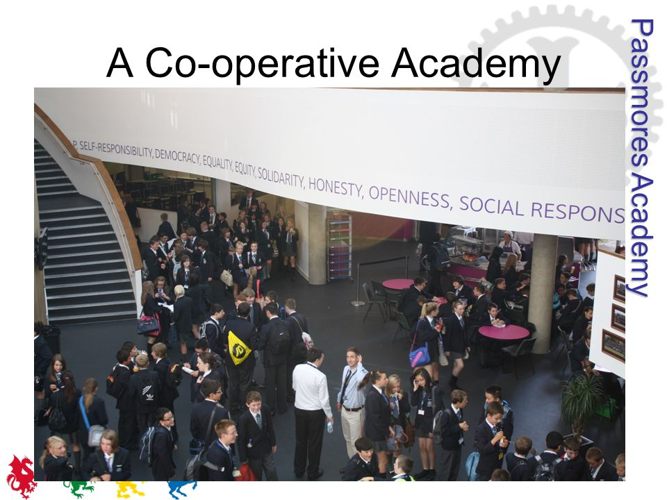 Passmores Academy A Co-operative Academy