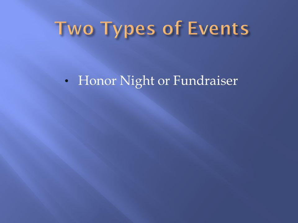 VERY IMPORTANT Make sure to consult the Grand Lodge booklet on Lodge Fundraising prior to beginning and planning your event.