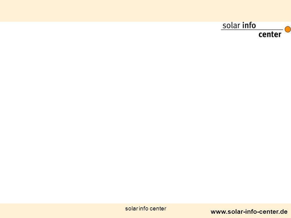 www.solar-info-center.de solar info center