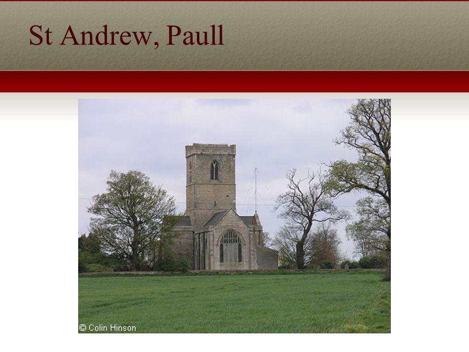 St Andrew, Paull