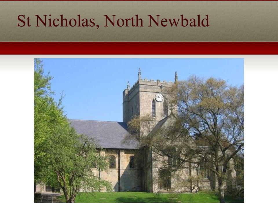 St Nicholas, North Newbald