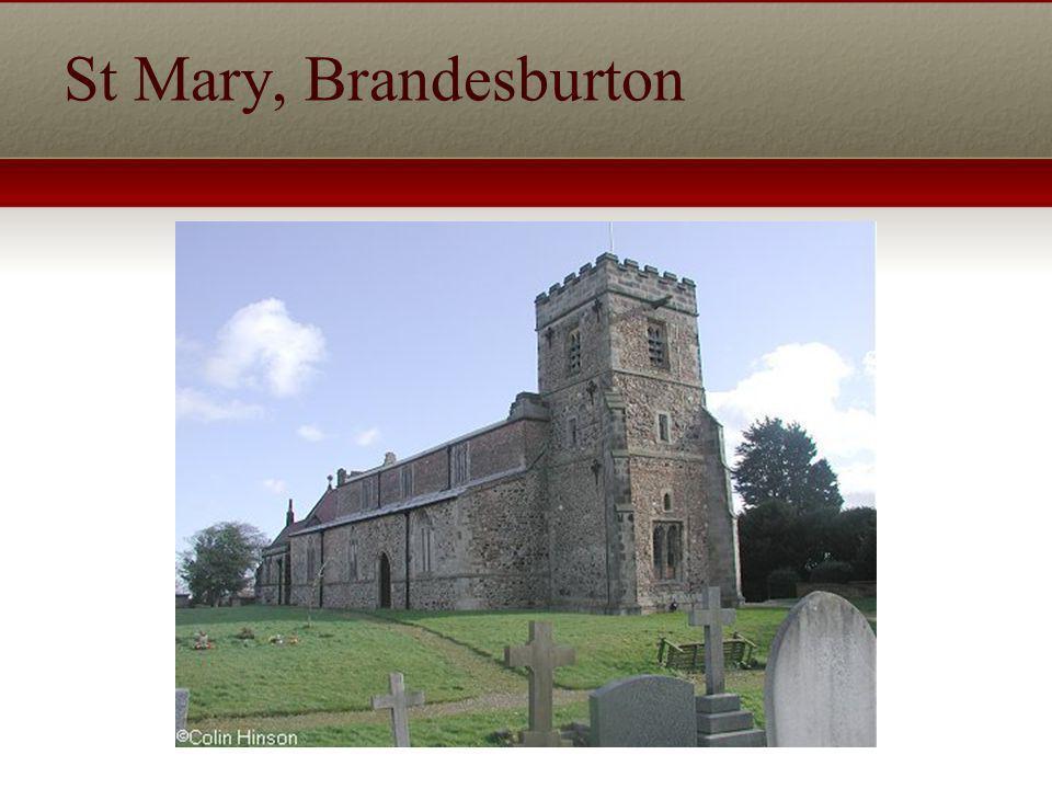 St Mary, Brandesburton