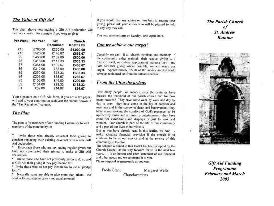 Brochure side a