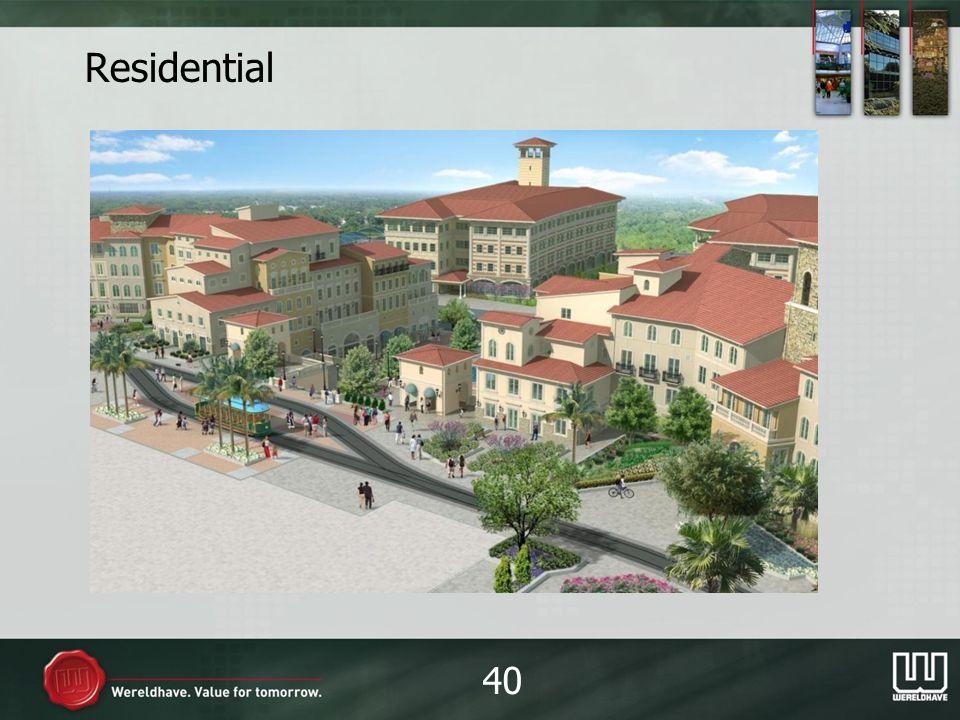 Residential 40
