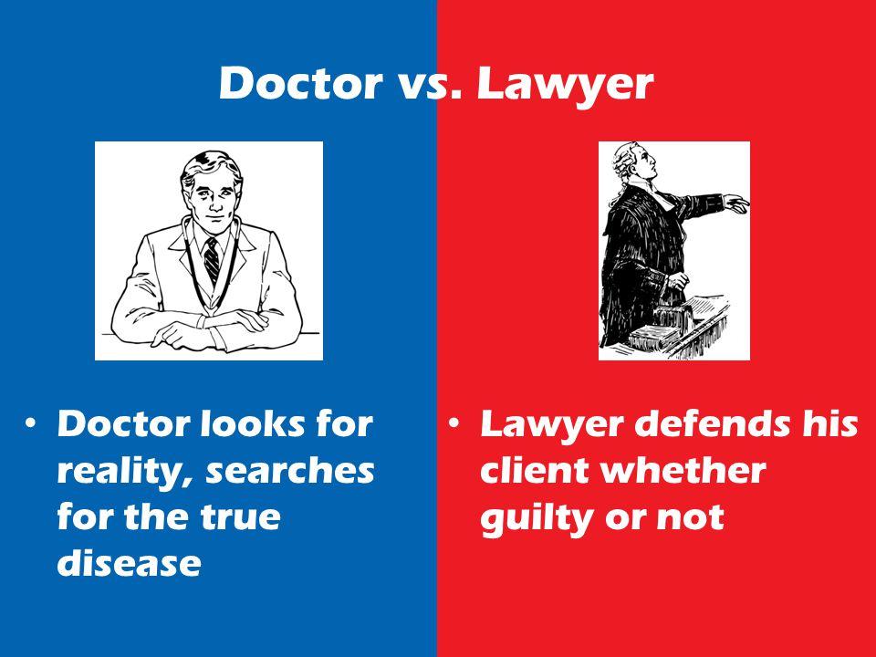 Doctor vs.