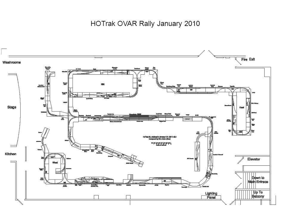 HOTrak OVAR Rally January 2010