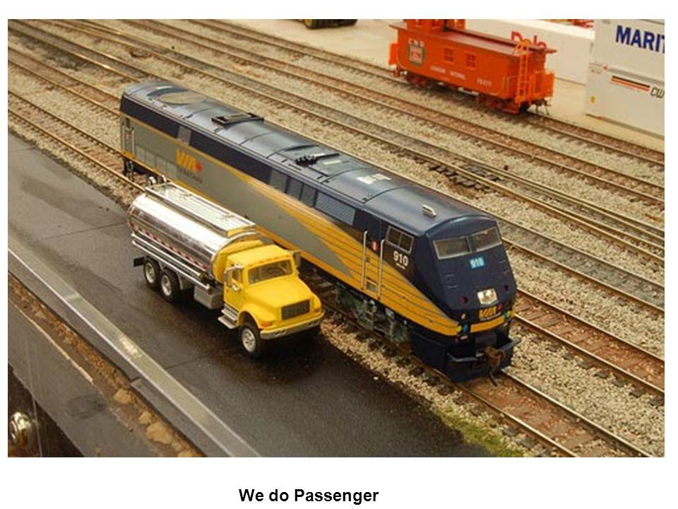 We do Passenger