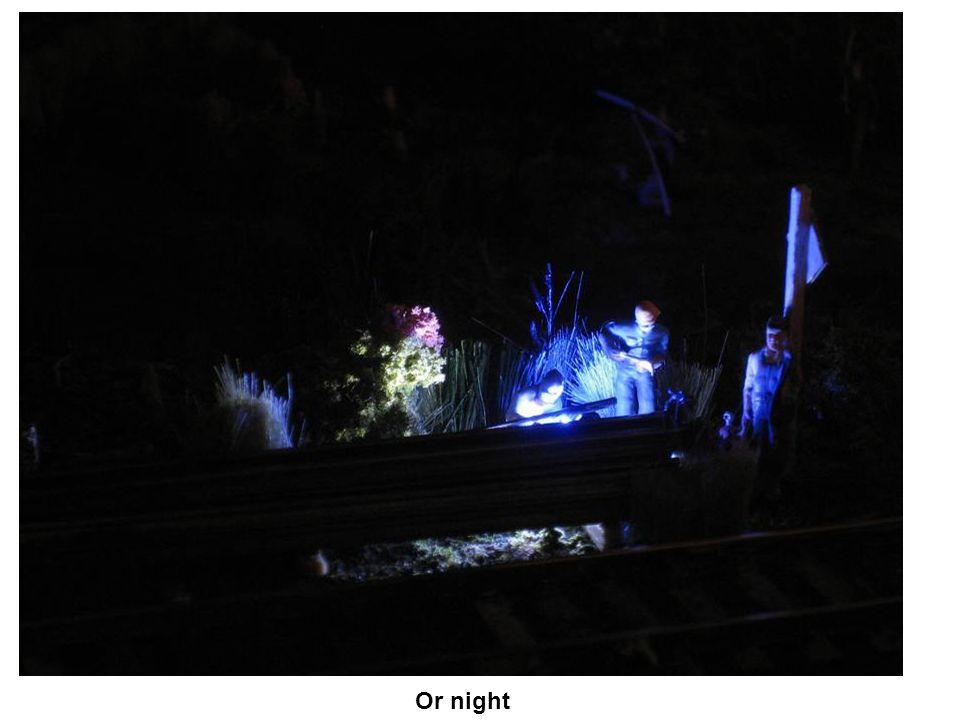 Or night