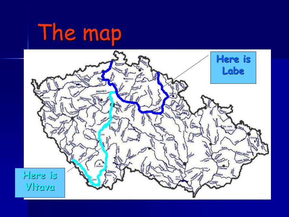 Waters of the Czech Republic The longest river in the Czech Republic is Vltava.