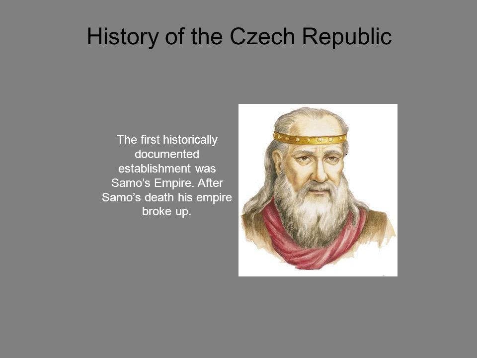 History of the Czech Republic Here you can read about the history of the Czech Republic.