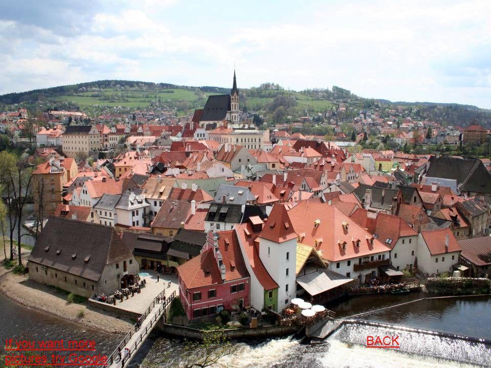 Český Krumlov Český Krumlov was founded in 1253.