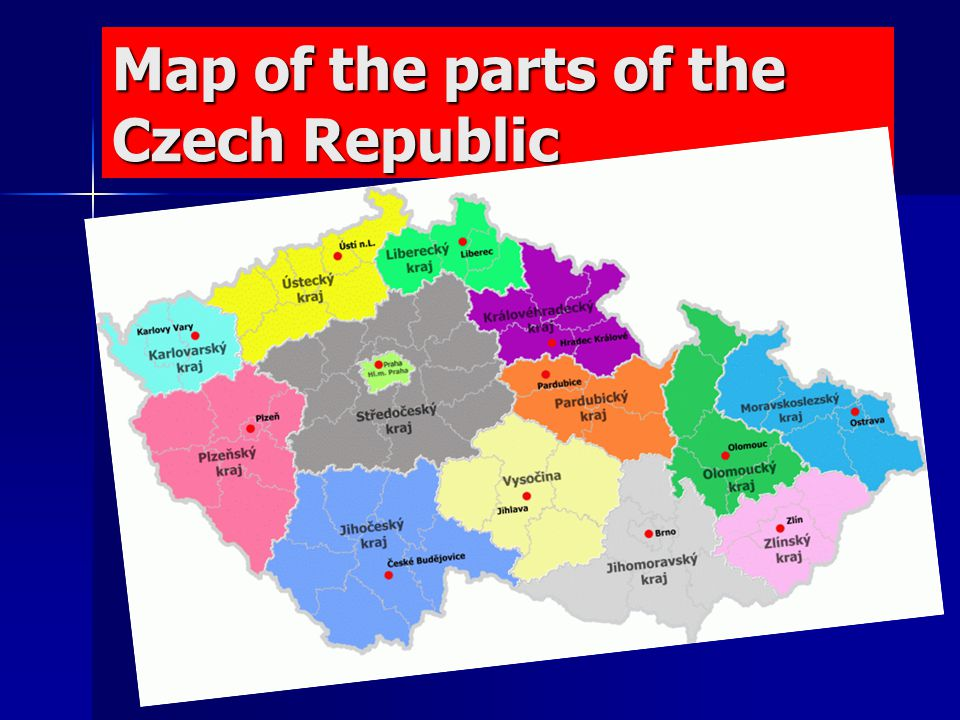 This part is about the map of the Czech Republic This will be about maps of the Czech Republic