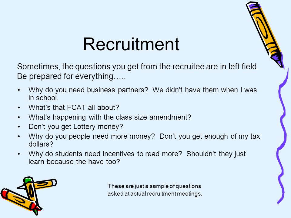 Recruitment Read body language and be prepared to shift gears You may be there to ask for help with math tutoring, but body language is telling you that youre not connecting