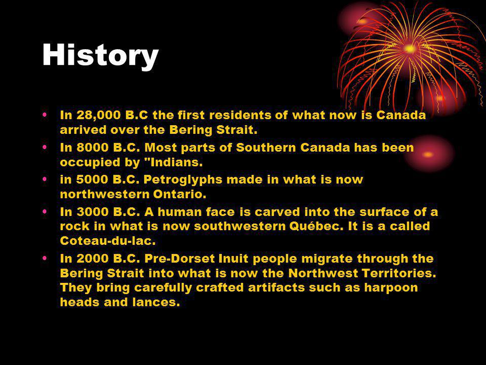 History The origin and meaning of the name Canada has been a matter of surmise since the arrival of the first explorer. Jacques Cartier, reporting on