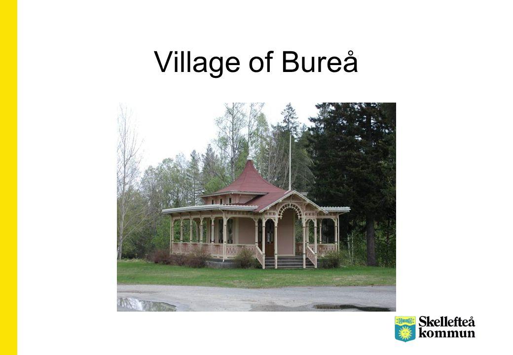 Village of Bureå