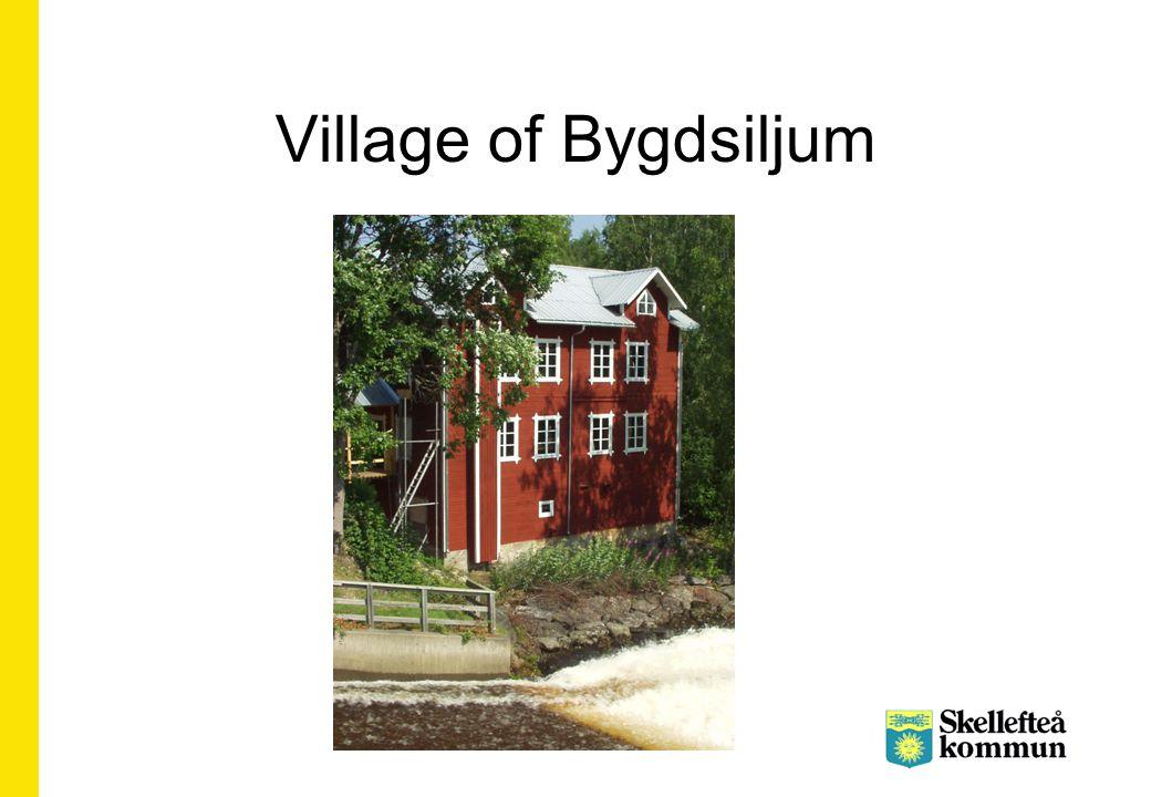 Village of Bygdsiljum
