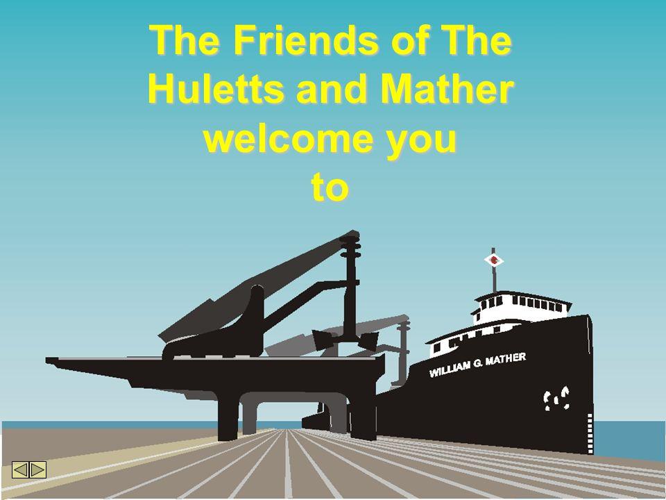 Flagship of Cleveland-Cliffs Fleet ASME Mechanical Engineering Landmark Operating Educational Museum since 1991 Steamship William G.