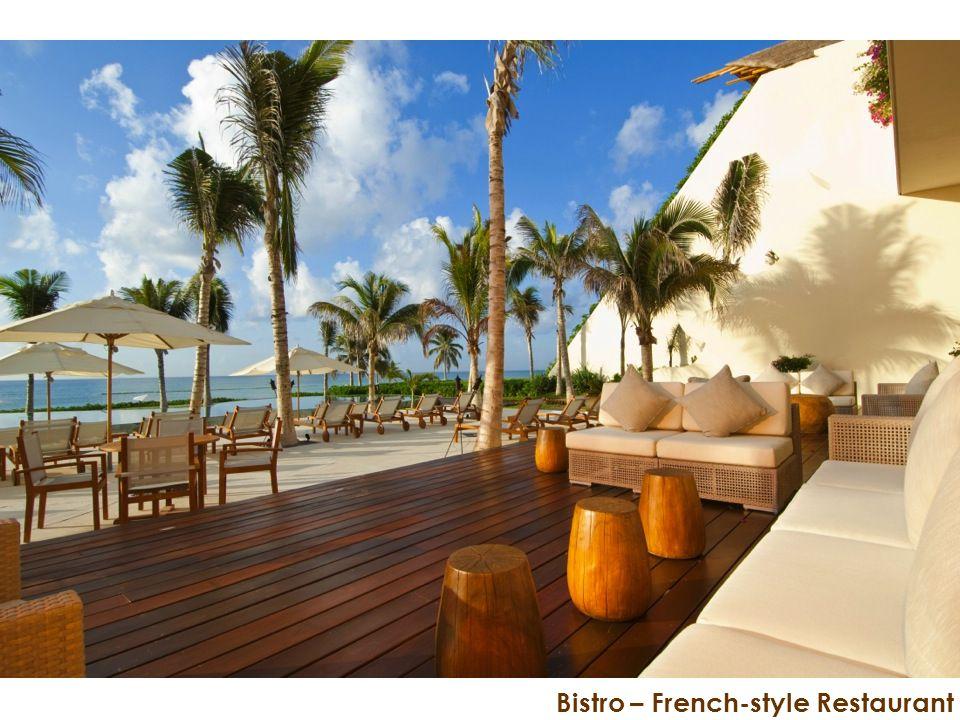 Bistro – French-style Restaurant