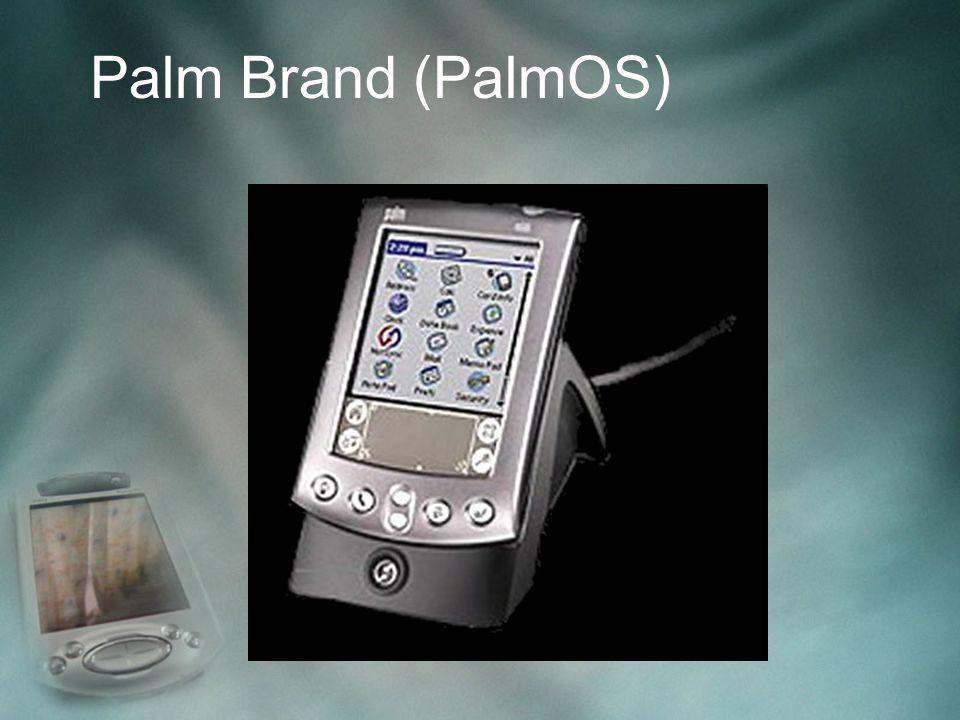 Palm Brand (PalmOS)