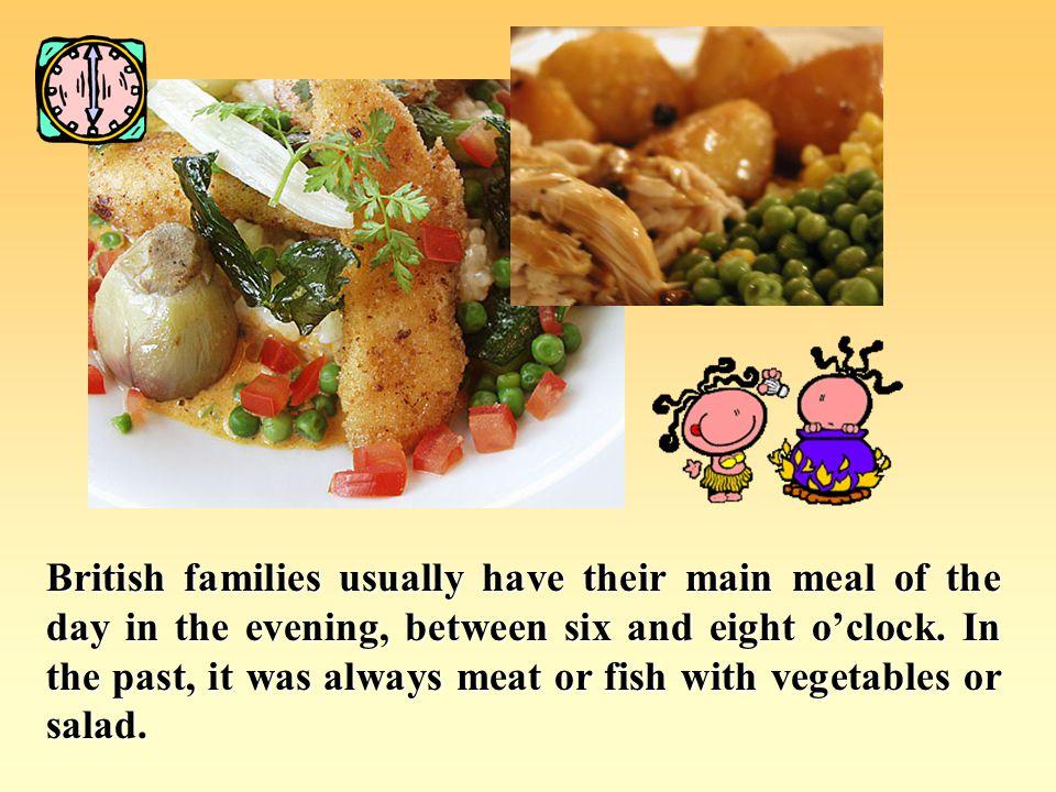 LUNCH LUNCH is eaten sometime between twelve and two oclock.