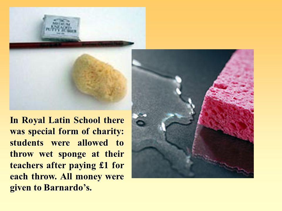 Barnardos started in 1865.