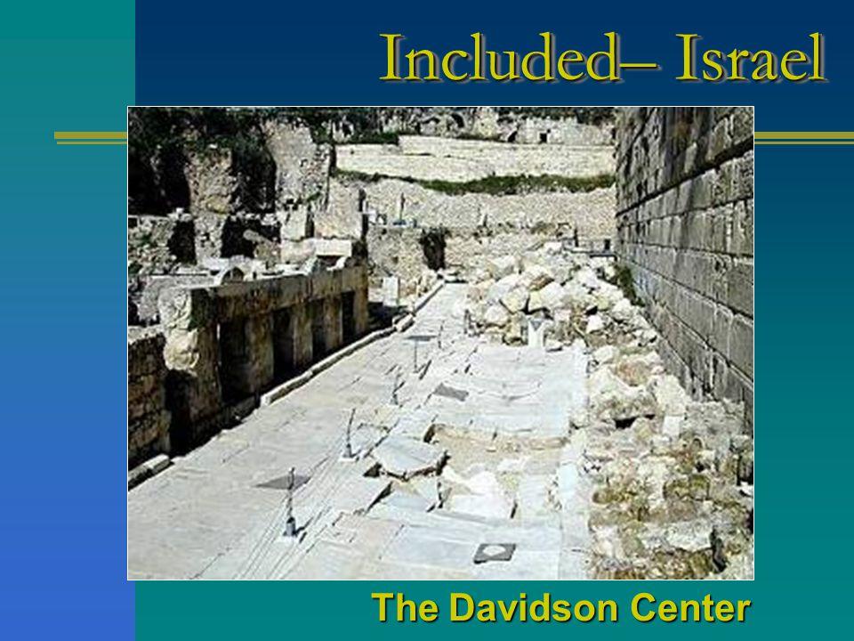 The Davidson Center