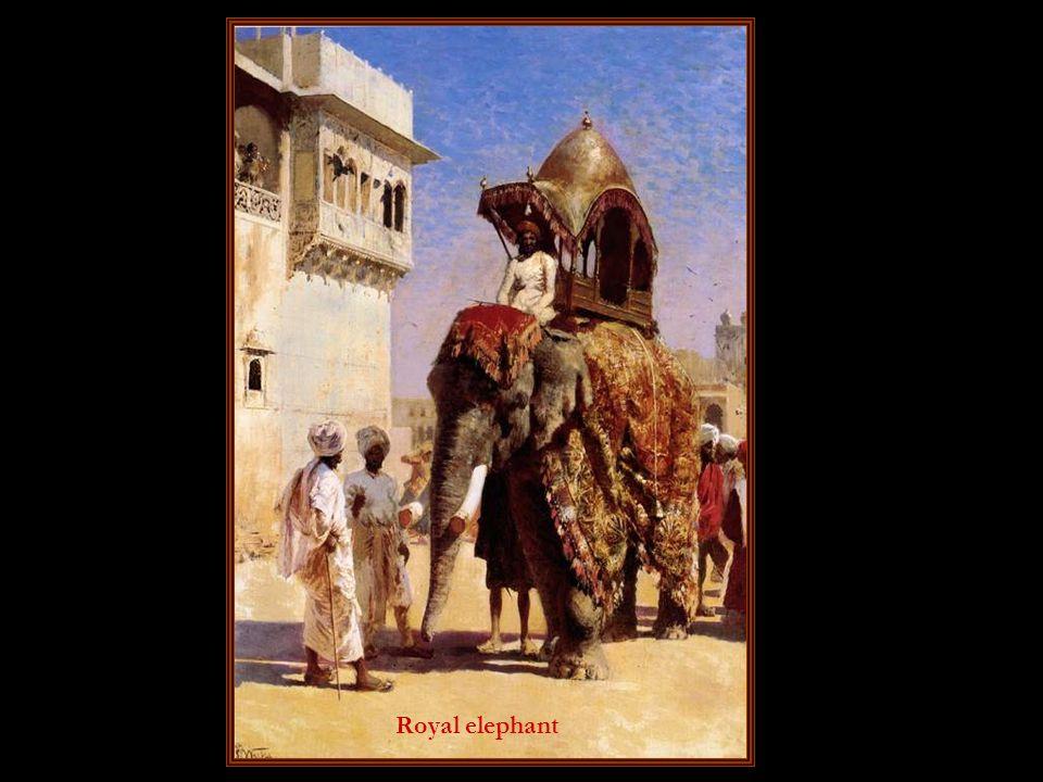 Moorish girl Rabat