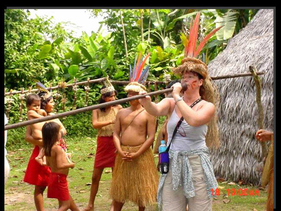 DAY 02 AMAZONAS SINCHICUY LODGE / FULLDAY IN THE YANAYACU RIVER Breakfast.