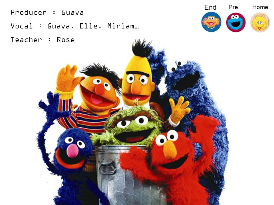 Whats the grand prize, Chef Grover. asked Elmo.