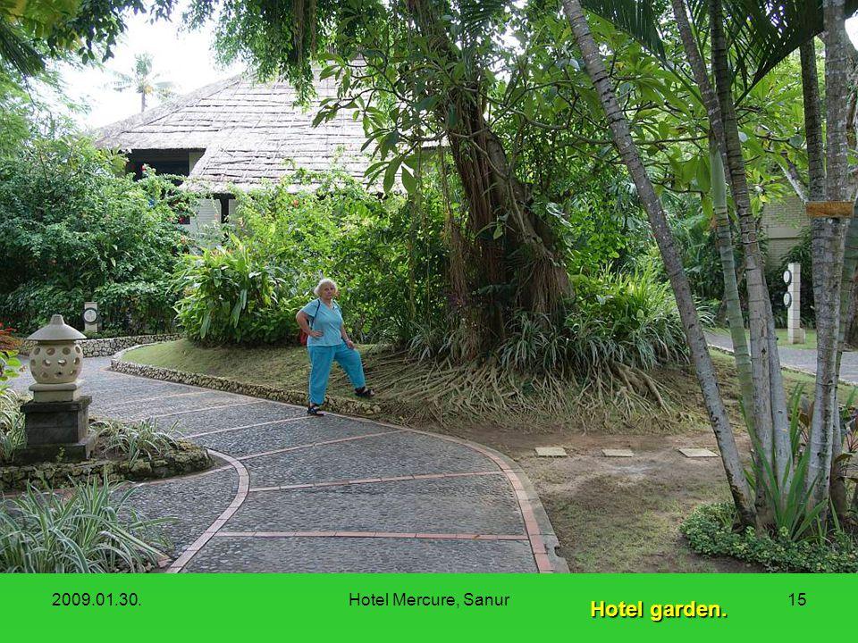 2009.01.30.Hotel Mercure, Sanur14